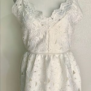 H&M Lace dress size 2